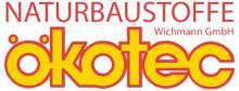 Logo: Naturbaustoffe ökotec Wichmann GmbH