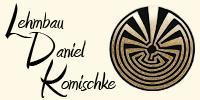 Logo: Lehmbau Daniel Komischke