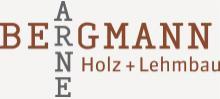 Logo: Holz + Lehmbau Bergmann