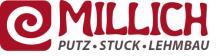 Logo: MILLICH NATURPUTZE